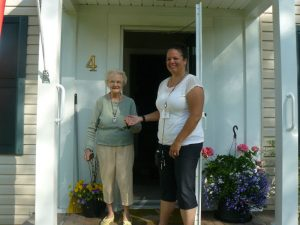 24-hour support services are provided to community clients in their homes  by Personal Support Workers 24 hours/day, weekly housekeeping support and  an ...